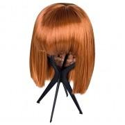 Складная подставка для парика, черный