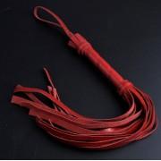 Красная мини-плеть - 40 см., красный
