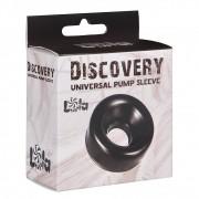 Сменная насадка для вакуумной помпы Discovery Saver, черный