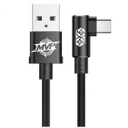 Кабель Baseus MVP Elbow CALMVP-B01 USB Type-C 2 м (Черный)
