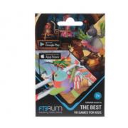 Карта оплаты доступа Fibrum Лучшие VR-игры для детей