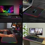 Светодиодный коврик для мыши RGB-02