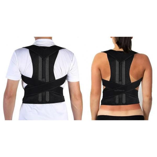 Фиксирующий корсет для спины Get Relief of Back Pain размер M