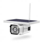 IP-камера с солнечной панелью с поддержкой 4G (Белая)