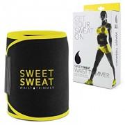 Пояс жиросжигатель Get your sweat on размер S