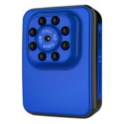 Спортивная камера R3 с поддержкой съемки видео 1080 P (Синяя)