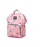 Сумка-рюкзак для мам Barrley Prince Пони Единорог (Розовый)