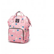 Сумка-рюкзак для мам Barrley Prince Пони (Розовый)