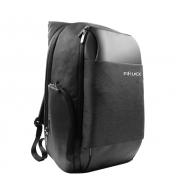 Умный рюкзак Fipilock FL-V3 с встроенным смарт-замком отпечатков пальцев (Черный)