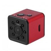 Водонепроницаемый видеорегистратор ночного видения с кейсом (Красный)