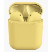 Беспроводные наушники inPods 12 TWS (Желтые)