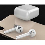 Беспроводные спортивные Bluetooth 5.0 наушники HD-S16 TWS (Белые)