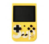 Игровая приставка консоль SUP Gamebox Plus 400 в 1 (Желтый)