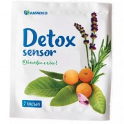 Детоксикационный пластырь «DETOX SENSOR» Amadeo