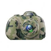 Детская цифровая мини камера фотоаппарат (Камуфляжная)
