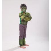 """Детский маскарадный костюм супергероя с мускулами """"Халк"""" размер L"""