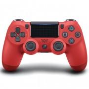 Беспроводной Bluetooth джойстик DualShock 4 совместимый с PlayStation 4 (Красный)