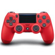 Беспроводной Bluetooth контроллер DualShock 4 для Sony PlayStation 4 (Красный)