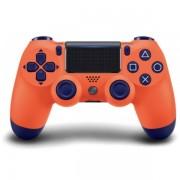Беспроводной Bluetooth контроллер DualShock 4 для PlayStation 4 (Оранжевый)
