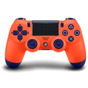 Беспроводной Bluetooth контроллер DualShock 4 для Sony PlayStation 4 (Оранжевый)