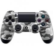 Беспроводной Bluetooth контроллер DualShock 4 для Sony PlayStation 4 (Серый камуфляж)