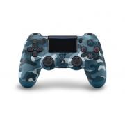 Беспроводной Bluetooth контроллер DualShock 4 для Sony PlayStation 4 (Синий камуфляж)