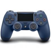 Беспроводной Bluetooth контроллер DualShock 4 для Sony PlayStation 4 (Темно-синий)