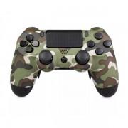 Беспроводной Bluetooth контроллер DualShock 4 для PlayStation 4 (Зеленый камуфляж)