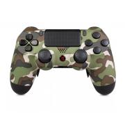 Беспроводной Bluetooth контроллер DualShock 4 для Sony PlayStation 4 (Зеленый камуфляж)