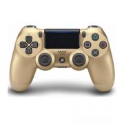 Беспроводной Bluetooth контроллер DualShock 4 для Sony PlayStation 4 (Золотой)