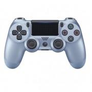 Беспроводной Bluetooth контроллер DualShock 4 для PlayStation 4 (Голубой)