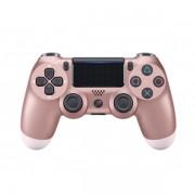 Беспроводной Bluetooth джойстик DualShock 4 совместимый с PlayStation 4 (Розовое золото)