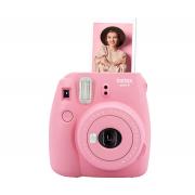 Фотокамера мгновенной печати Fujifilm Instax Mini 9 (Розовая)
