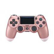 Беспроводной Bluetooth контроллер DualShock 4 для Sony PlayStation 4 (Розовое золото)