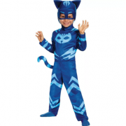 Карнавальный костюм Кэтбой из мультфильма Герои в масках размер S