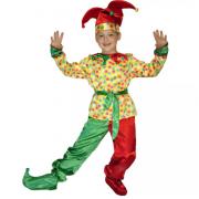 Карнавальный костюм Петрушка размер S