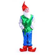 Карнавальный костюм Сказочный Гном размер S
