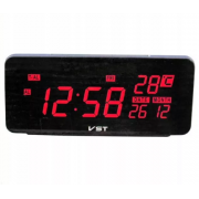 Электронные часы VST-806w (Красные)