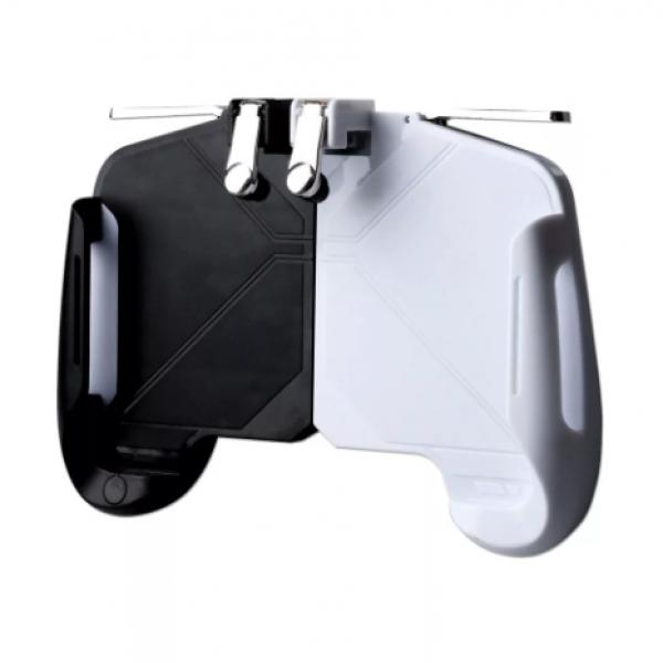 Геймпад Pubg для смартфона АК-16 (Бело-черный)