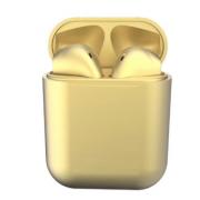 Беспроводные наушники inPods 12 Eleven (Желтые)