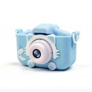 Детская камера Baby Digital Mini Camera 12MP (Голубая)