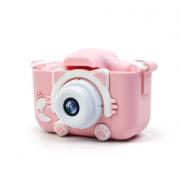 Детская камера Baby Digital Mini Camera 12MP (Розовая)