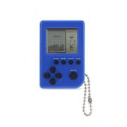 Мини игровая приставка брелок Game Box mini 26 игры (Синяя)