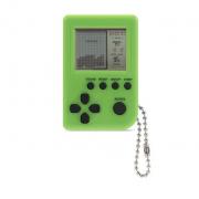 Мини игровая приставка брелок Game Box mini 26 игры (Зеленая)