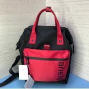 Сумка-рюкзак Anello middle (Черно-красный)