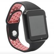 Умные часы Smart Watch C5 (Красные)