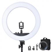 Кольцевая лампа для визажиста LED RL-18 45 см