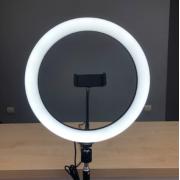 Кольцевая лампа M-30 Beauty Live Ring Light