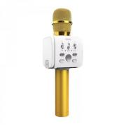 Микрофон Bluetooth Joyroom JR-MC3 (Золотой)