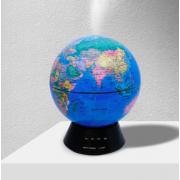 Увлажнитель воздуха Глобус с аромадиффузором 300 мл